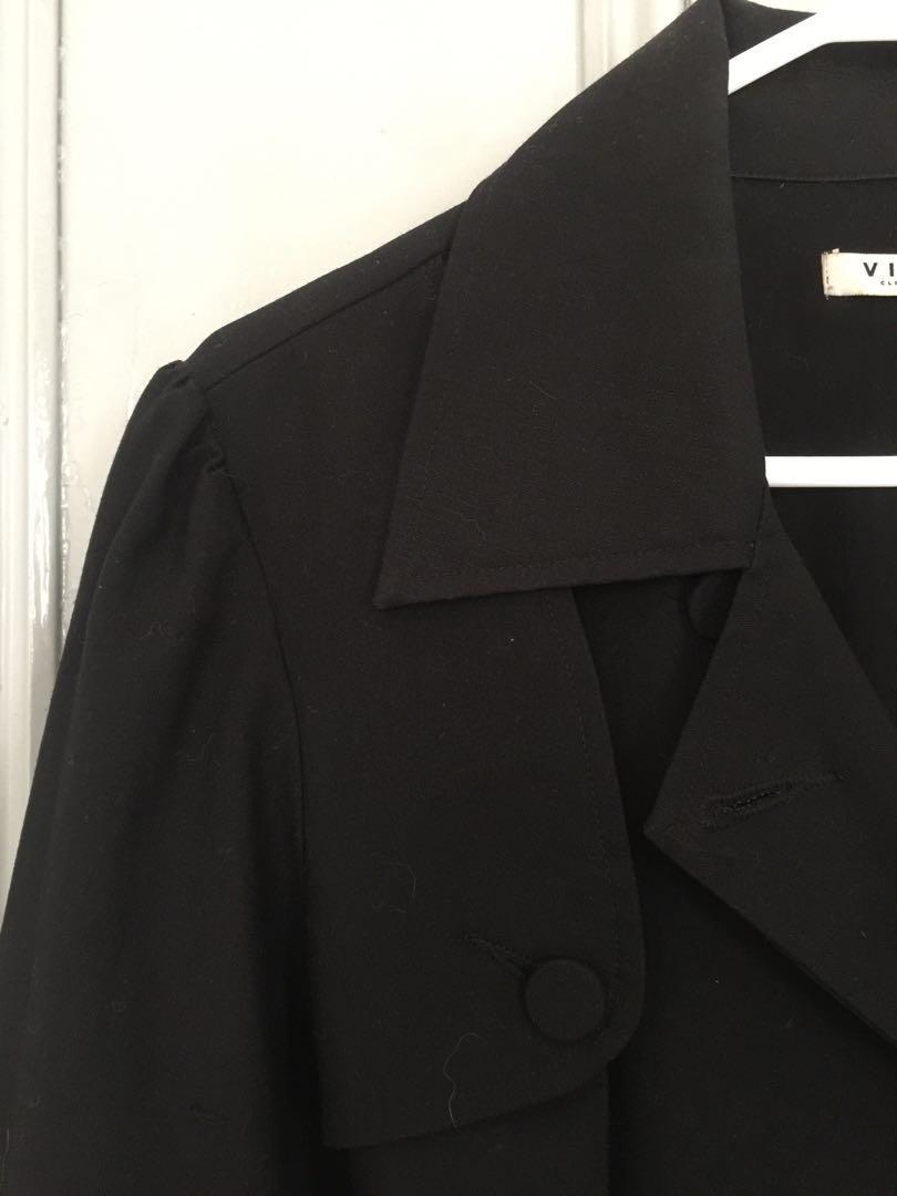 VILA Denmark 3/4 sleeve trench coat