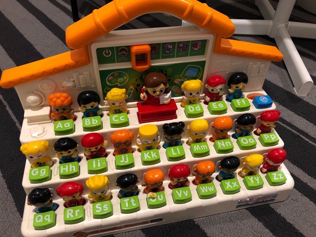 Vtech 學英文玩具