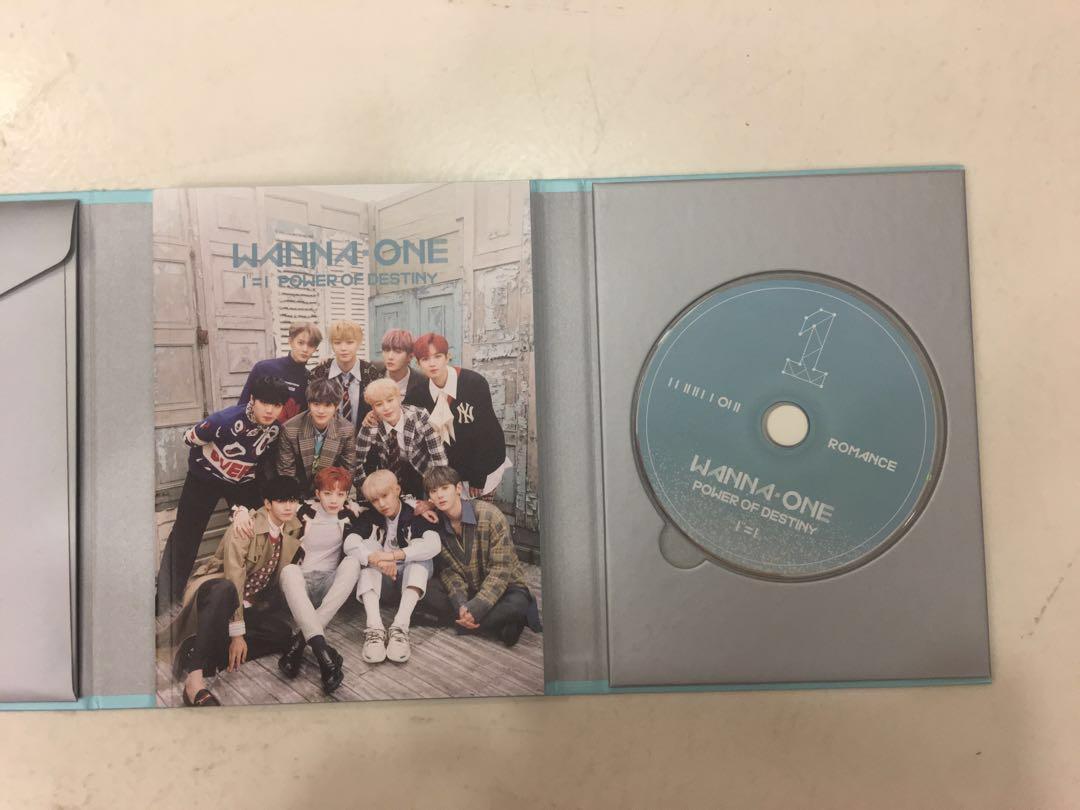 Wanna-One full album || Power Of Destiny || Bae Jinyoung version