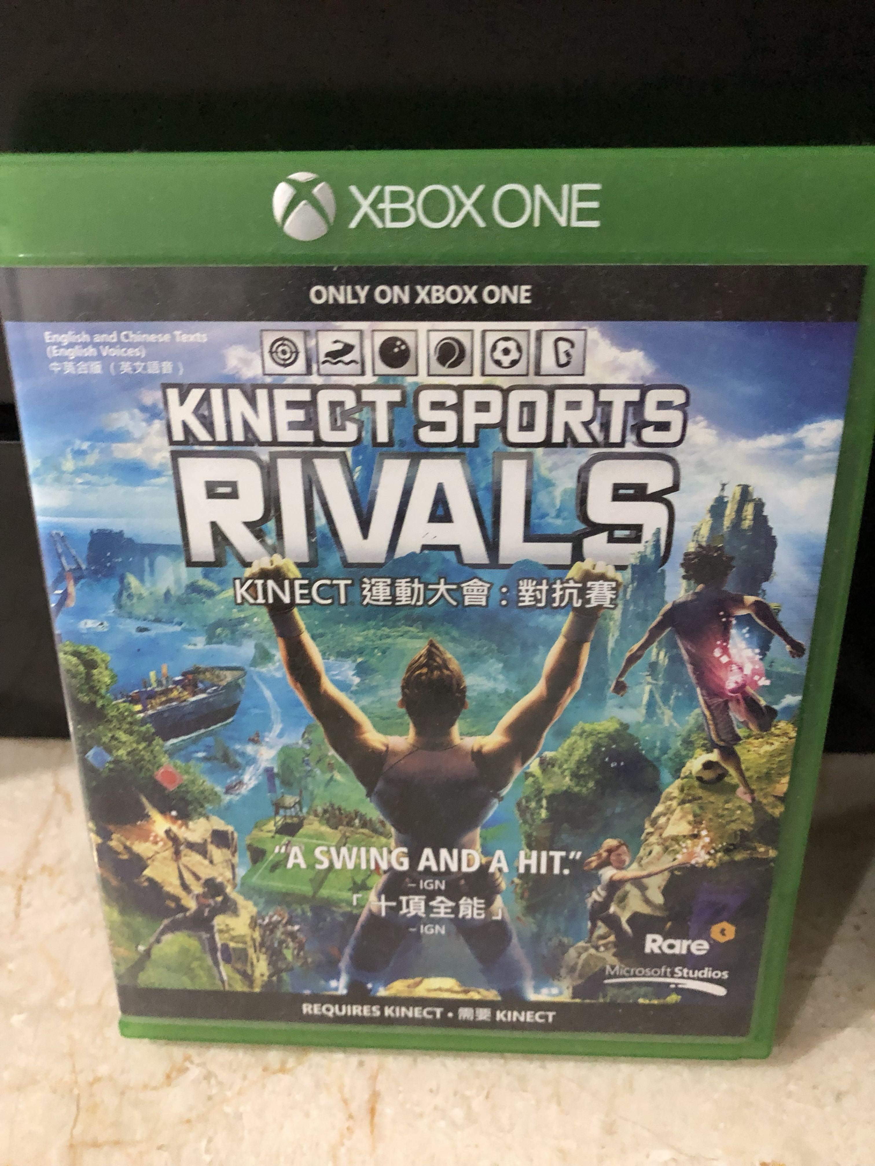 Xbox One Kinect Sports Rival, Toys & Games, Video Gaming
