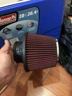 Simota and K&N open pod air filter