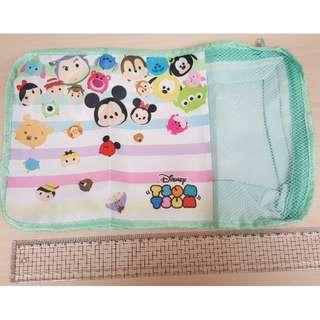 Disney Tsum Tsum Small Size Multi Purpose Storage Travel Mesh Bag