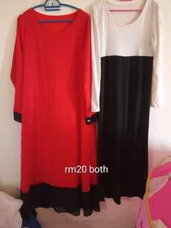 jubah & dress