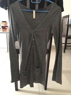Cotton on Grey Jackets
