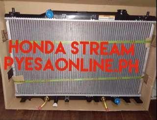 Honda Stream radiator