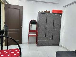 Renting one room in HDB flat