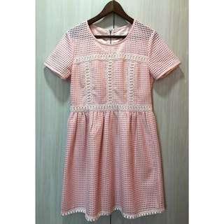🚚 Love & Bravery - Pink Dress
