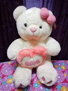 Preloved teddy bear