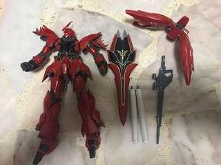 Bandai Gundam 1/100 MG Sinanju OVA