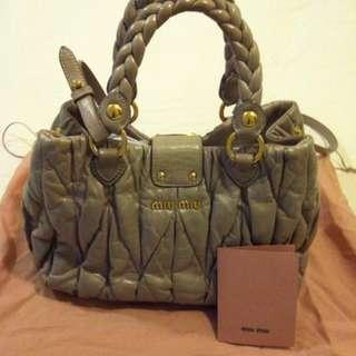 68849579de6 Miu Miu Bag - Metalasse (Trade 👌🏻)