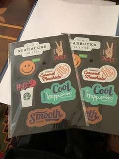 Starbucks Patches V2