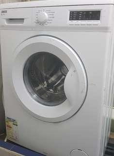moving sales 金章洗衣機 zanussi 5 kg washing machine