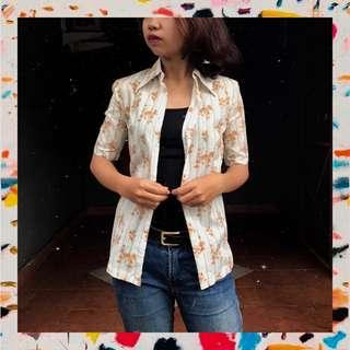 🌼 A01 - Spring Leaf Shirt 🌼