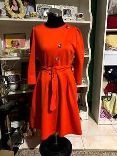 High quality Korean dress (so unique)