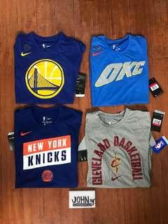 Nike Authentic Nba shirts