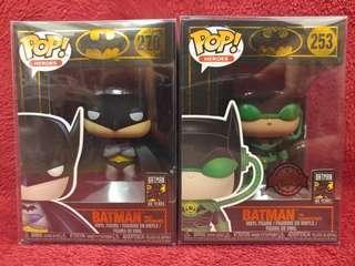 Funko Pop! Heroes: Batman 80 Years bundle 💯% Authentic