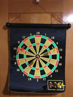Magnetic dart game 磁性飛鏢遊戲