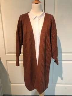 *Brand new* - cozy, super soft long Cardigan from Korea - one size
