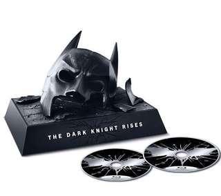 🚚 [黑暗騎士:黎明升起 藍光碟日本初回限量禮盒版