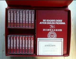 讀者文摘 The Reader's Digest Action English Program