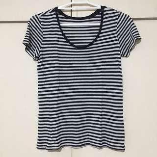 Uniqlo Striped Shirt