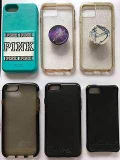 iPhone 5,6,6s,7,8 Cases