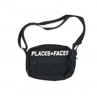 Places+Faces Messenger Bag