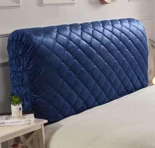 🚚 Headboard cover to renew the life of your bed frame