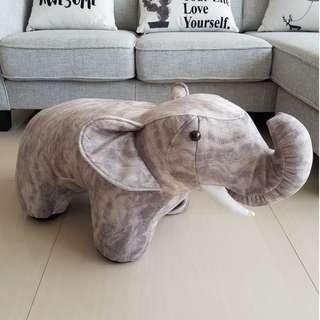 Mighty Elephant Animal Stool