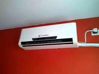 SUMMER PROMO Aircon  Cleaning Charging Freon ,Home Service Repair  Installations  Around Metro Manila