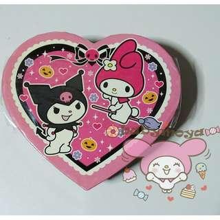 2006年 My Melody & Kuromi Cookies in Heart Can