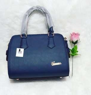 Hand bag Gucci navy