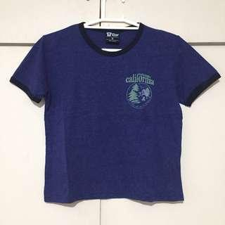 T-BAR x COTTON ON Ringer Tee Camp