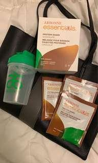 Arbonne Essentials Chocolate Protein Shake
