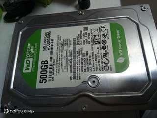 ASSORTED DESKTOP HARD DISK 500GB