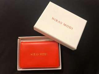 Brand New Nirav Modi Card holder