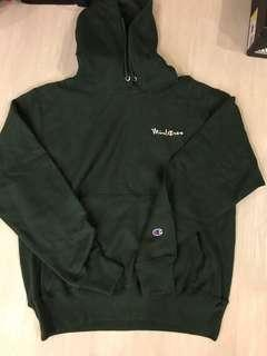 9029cc06 champion hoodie green | Men's Fashion | Carousell Singapore