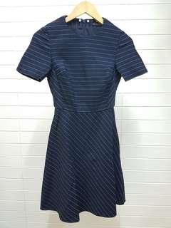 M&S Navy Dress
