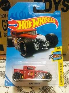 Hotwheels Bone Shaker