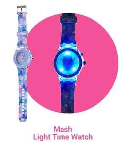Smiggle Watch light time mash
