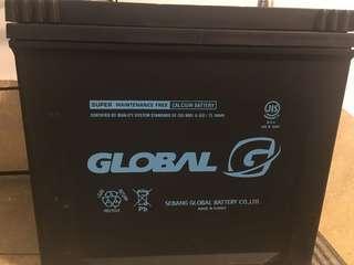 Global電池 環球牌85d23l=75d23l加強版