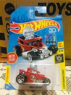 Hotwheels FS Skull Shaker (US card)
