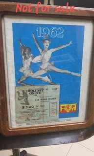 🚚 Gay world stadium memorabilia (not for sale)