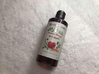 Yver rocher bath & showe gel - pomme rouge red apple 400ml