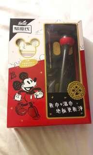 米奇mickey mouse 除塵紙拖板 (台灣限定版)