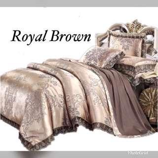 🚚 Premium bedding set for Engagement or Wedding
