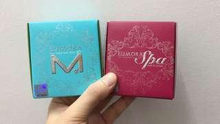 Eumora SPA/ MGT- 1 box (4pcs x 25gm)