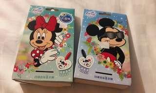米奇米妮Mickey mouse 香包香氛袋 (台灣限定版)