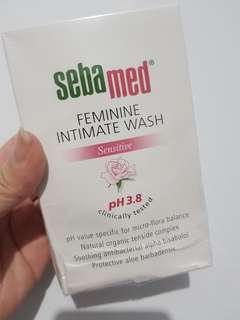 Sebamed feminime intimate wash