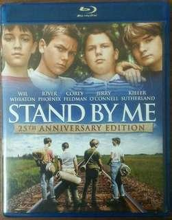 Blu Ray Stand By Me 25th anniversary edition